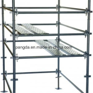 China Factory Production R & D Quick Lock Kwikstage Scaffolding pictures & photos