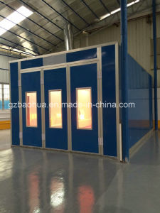Diesel Heating System Car Spray Booth/Diesel Paint Booth/Auto Spray Booth pictures & photos