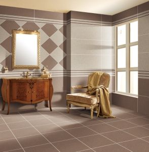 Salt and Pepper Full Body Porcelain Tiles 600*600 pictures & photos