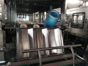 SGS Qgf-450 Automatic 5 Gallon Barreled Production Line pictures & photos