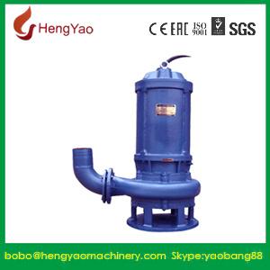 High Efficiency Submersible Sewage Manure Pump