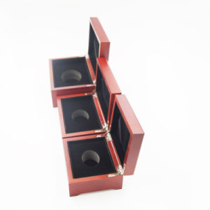 China Supplier Handmade Wooden Packaging Box for Jewelry (J99-L) pictures & photos