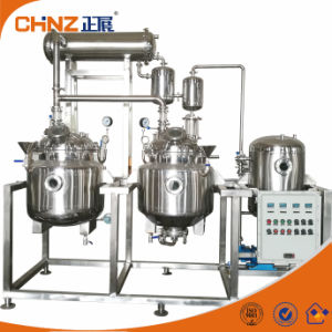 Vacuum Alcohol Recovery and Concentrator Machines for Herb Liquid pictures & photos