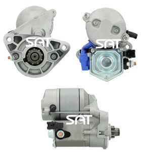 Nippondenso Starter for Toyota 128000-7680 Js1015 17668 pictures & photos