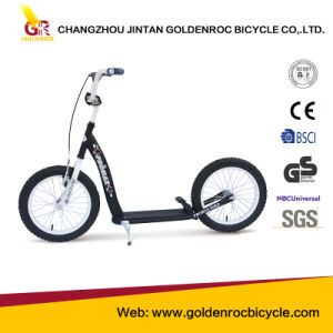 (GL1603-B) New Cheap 16′′ Kick Scooter with Ce pictures & photos