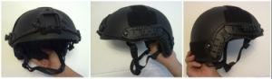 Kevlar Fast Bulletproof Helmet Nij Iiia 9mm pictures & photos