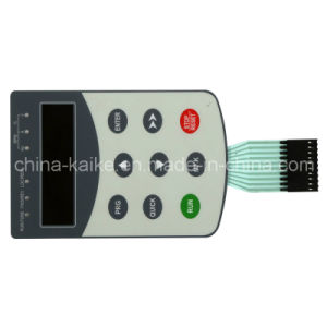 Embossed Membrane Keypad with Designed Shape (KK) pictures & photos