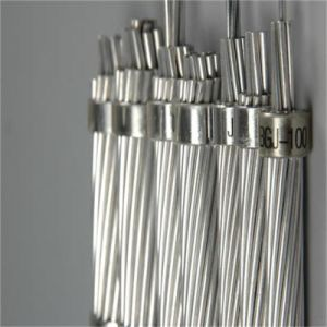 Electrical Cable ACSR Aluminum Conductor Aluminum Clad Steel Reinforced for Round Distribution Lines pictures & photos