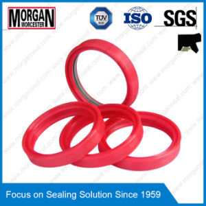 PTFE/NBR Material Tdi Series Hydraulic RAM Rod Seal Ring pictures & photos