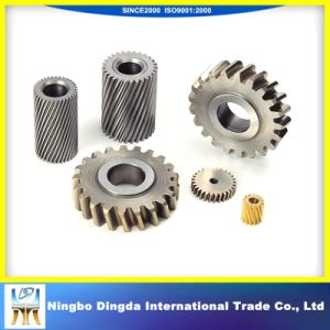 Precision CNC Machining Parts with Zinc Plating pictures & photos