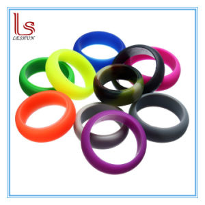 Promotional High Quality Customized Silicone Rubber Finger Ring pictures & photos