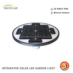 Auto Sensing 15W Solar Garden Lighting Pole Light UFO pictures & photos