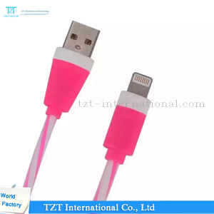 High Quality Mobile Phone Micro USB Cable for Samsung/iPhone (Type-CW) pictures & photos