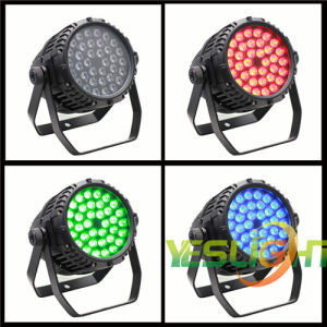 Factory Price of Stage LED Wash Light 36PCS*3W RGB Tri LEDs with Ce, RoHS pictures & photos
