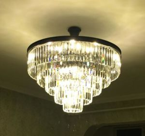 Traditional Customized Crystal Pendant Lamp (WHP-5035Z) pictures & photos