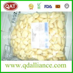 IQF Frozen Peeled Garlic with EU Standards pictures & photos