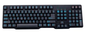 Game Keyboard with Backlit, 12 Hot Keys (KBB-009) pictures & photos