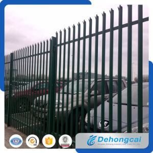 City Wrought Iron Fence / Road Fence / Garden Iron Fence pictures & photos