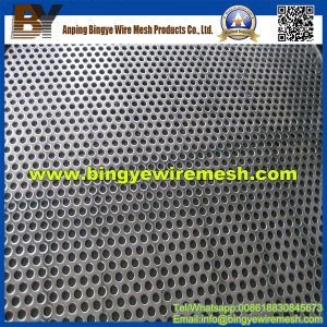 Stainless Steel Perforated Mesh Facoty pictures & photos