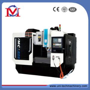 CNC Vertical Machine Center Vmc Machine with Tool Magazine (VMC850) pictures & photos