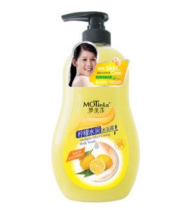 Lemon Water Embellishing Shower Gel pictures & photos