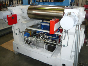 Rubber Machinery/Two Roll Mixing Mill/Open Mixing Mill pictures & photos