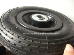 Factory Prices 200X50 Pneumatic Rubber Wheel pictures & photos