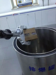 Robotic Arm with Good Quality and Competitive Price pictures & photos