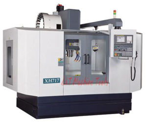 High Quality CNC Machining Center (Vertical Machining Center XH717 XH717A) pictures & photos