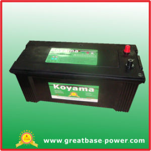 Wet Acid Battery (12V140Ah) Low -Maintenance Free Calcium Battery pictures & photos