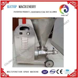 High Quality Mortar Cement Perfusing Cement Mortar Spray Machine pictures & photos