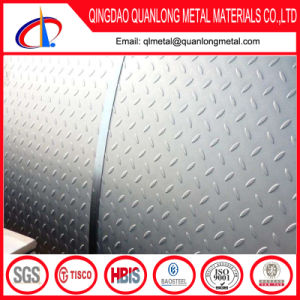 8mm Tear Drop Mild Steel Chequered Plate pictures & photos