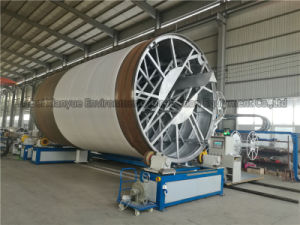 HDPE Pipe Production Equipment / Making Machine Factory pictures & photos