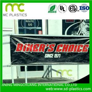 Soft/Flexible/Transparent/Colors PVC Banner pictures & photos
