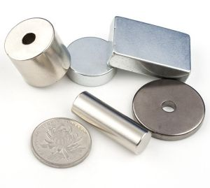 Block Disc Ring Cylinder Shape Neodymium Magnet