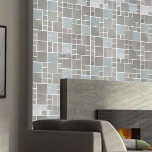 Ice Crack Metal Tiles for Kitchen Backsplash Mosaic Tile Design Wall Sticker pictures & photos