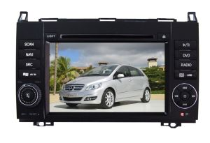 Double DIN Car DVD GPS for Benz B200 (TS7738)