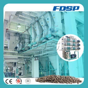 High Level Shrimp Feed Mill Plant Feed Production Line pictures & photos