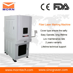 Cheap Metal Mrking Laser Machine with Guarantee pictures & photos