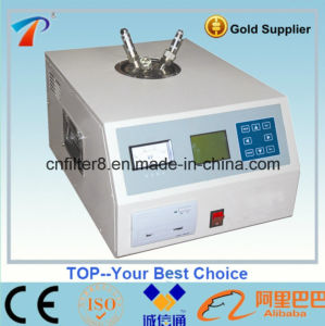 IEC Standard Automatic High Precise Transformer Insulating Oil Dielectric Loss Analysis Equipment (DLT-0812) pictures & photos