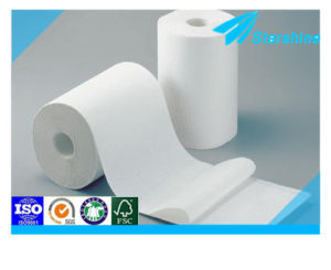Virgin Wood Plup Tissue Paper Roll