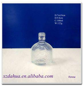 Wholesale 100ml Glass Wine Liquor Bottle pictures & photos