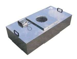 Galvanized Steel 220V Clean Room Fan Filter Unit pictures & photos