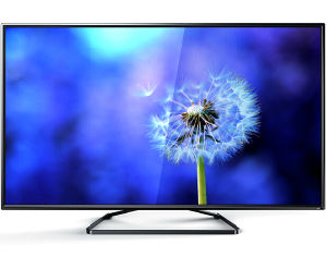 55 Inch China LED TV with WiFi LED Smart TV, OEM/ODM Manufacturer (55L71F)