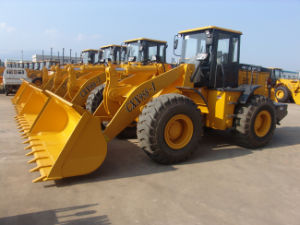 5ton Wheel Loader with Cummins Engine, CE Approval