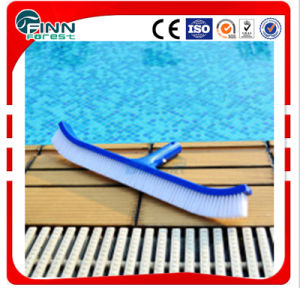 Standard 18′/45cm Curved Poly Basite Swimming Pool Wall Brush pictures & photos