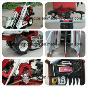 Best Sale Farm Machinery Walking Sesame Harvester Reaper Binder Machine for Sale pictures & photos