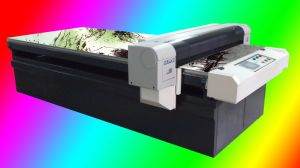 Digital EVA Slipper Digital Printing Machine (colorful1225)
