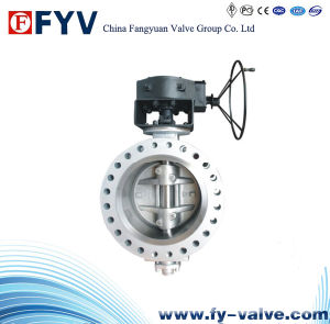 API 609 Stainless Steel Metal Seal Butterfly Valve pictures & photos