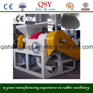 Automatic Waste Tyre Rubber Grinder to Fine Rubber Powder pictures & photos